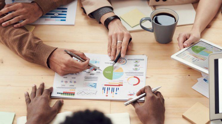 Affärsmodell teamwork