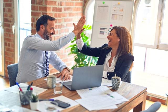 Snel een zakelijke lening - marketing in 2021