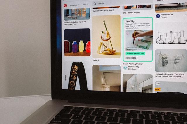 Social media Marketing: Pinterest