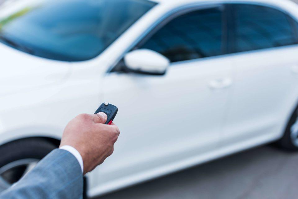 zakelijke lening voor een auto