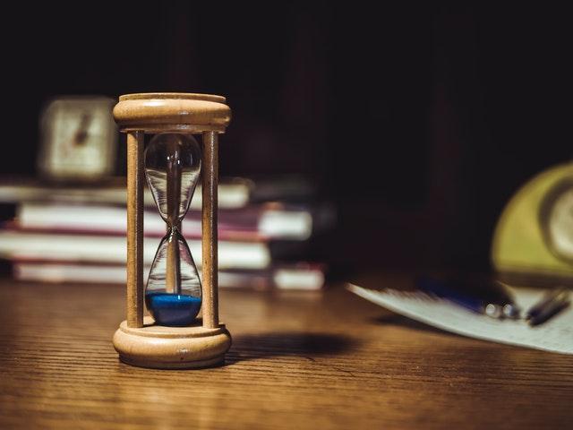 tijd voor het regelen van de financiën van uw bedrijf